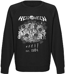 Свитшот Helloween - Est. 1984