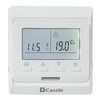 Программируемый терморегулятор Castle M6.716, фото 1