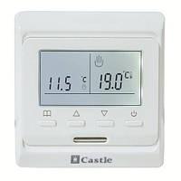 Программируемый терморегулятор Castle M6.716