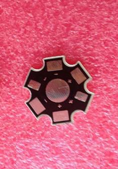 Алюминиевый радиатор подложка для светодиода 20мм