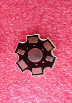 Алюминиевый радиатор подложка для светодиода 20мм, фото 2