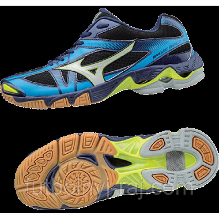 кроссовки Mizuno Wave Bolt 6 продажа цена в одессе обувь для