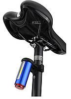 Задний светодиодный аккумуляторный фонарь для велосипеда 2995