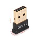 Mini USB Bluetooth 4.0 адаптер 4.0 блютуз csr 4.0, фото 3