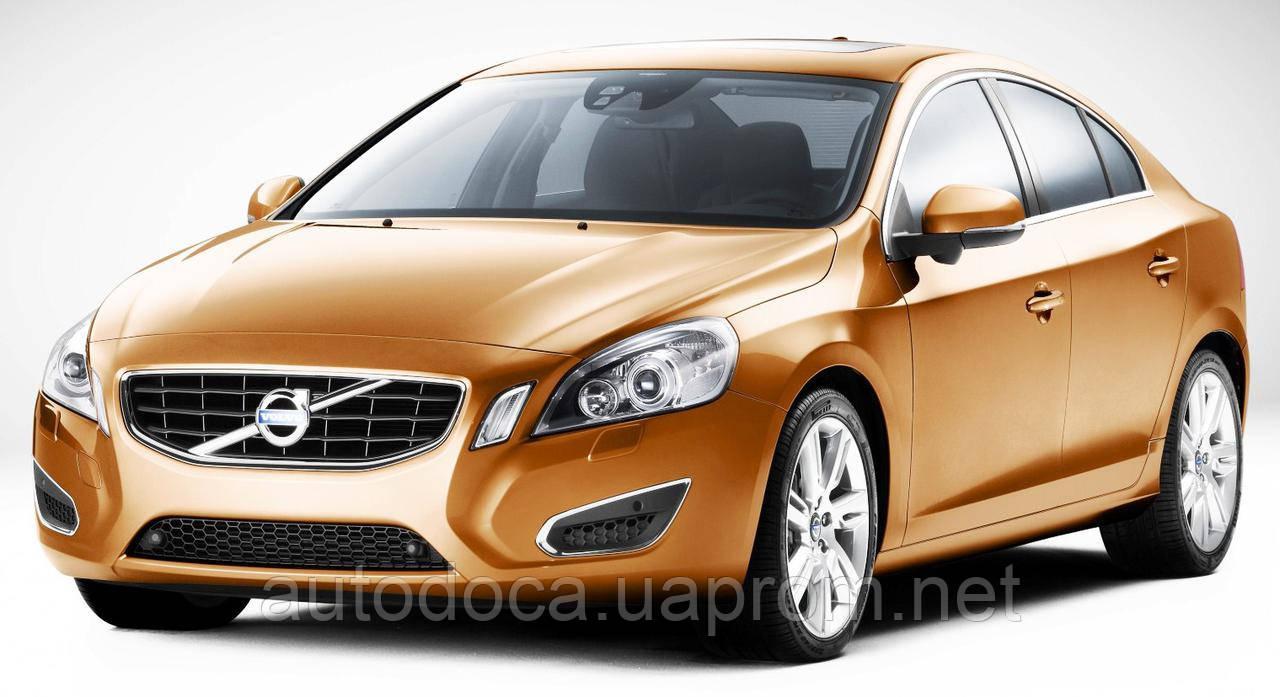 Защита картера двигателя и кпп Volvo S60 2010-