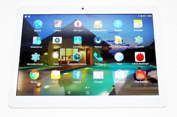Планшет-телефон Samsung Galaxy Tab 10,1