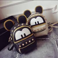 Рюкзачок Микки с заклепками, фото 1
