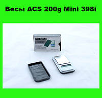 Весы ACS 200g Mini 398i