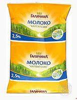 Самовывоз Молоко Галычина 0,9мл, 2,5%