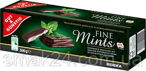Шоколад черный Fine Mints Германия 300г