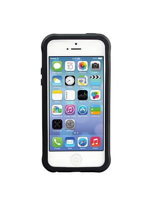 Противоударная накладка для iPhone 5/5s Promate Ride.i5 Grey