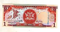 Тринидад и Тобаго 1 доллар 2006 год состояние UNS