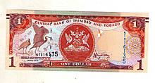 Тринідад і Тобаго 1 долар 2006 рік стан UNS №221