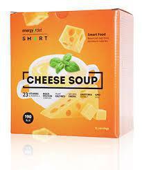 Energy Diet Smart Сирний суп Збалансоване харчування