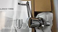 Дозатор жидкого моющего средства BLANCO  Yano хром, фото 1