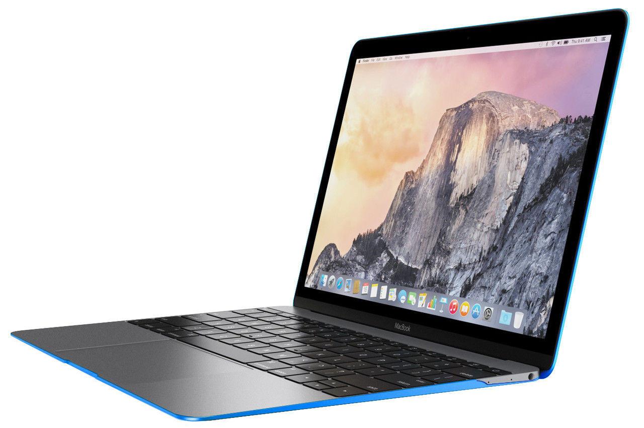 """Чехол-накладка для ноутбука Promate MacShell-12 MacBook 12""""  Clear"""