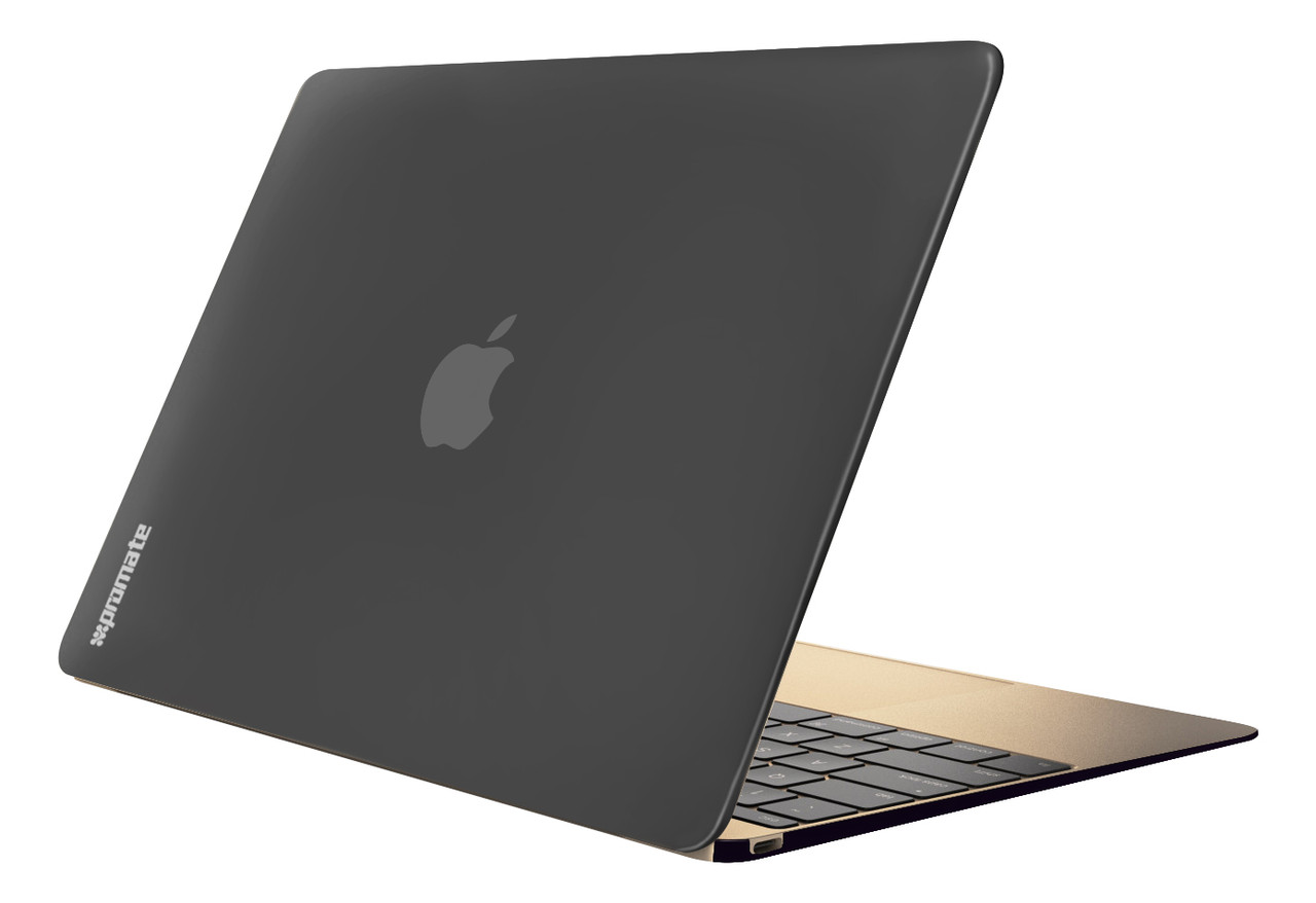 "Чехол-накладка для ноутбука Promate MacShell-12 MacBook 12""  Black"