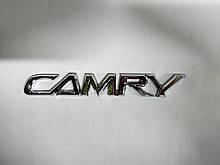 Надпись camry  166х24 мм