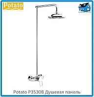 Душевая панель Рotato P3530B