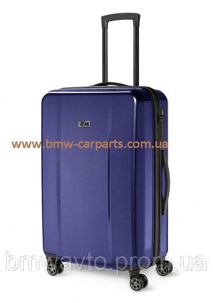 Большой чемодан BMW M Boardcase Trolley Case 68L, фото 2