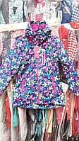 Демисезонная детская куртка на девочку(Польша)