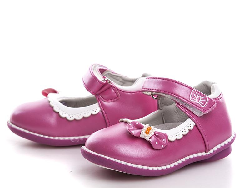 Туфельки для девочки размер 21-12.5 см.