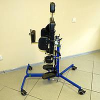 Передне-задний вертикализатор для детей с ДЦП. R82Gazelle PS Stander