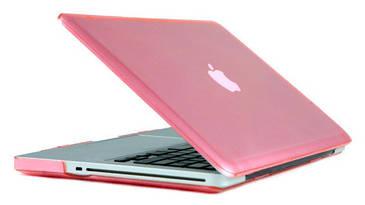 "Чехол-накладка для ноутбука Promate MacShell-Pro15 MacBook Pro 15"" with Retina Display Pink"