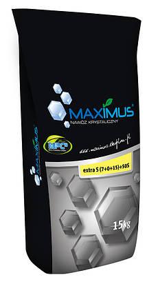 Микроудобрение Максимус Экстра S - 15 кг, фото 2