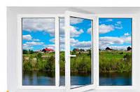 Окно металопластиковое REHAU 60