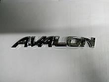 Надпись AVALON  195х20 мм