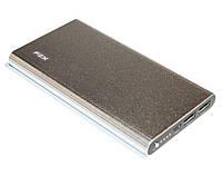 Повербанк 20000 mAh, PZX, Silver, power bank, портативное зарядное устройство