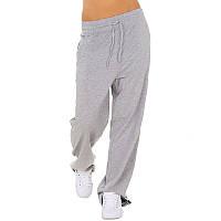 Женские спортивные брюки серого цвета