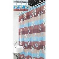 Шторки в ванную комнату 180х180,  Arya Violet