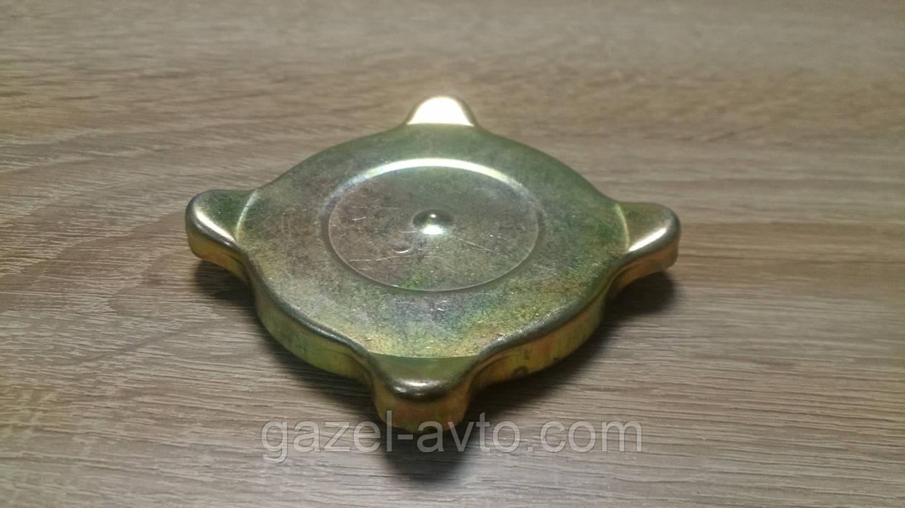 Крышка маслозаливная горловины Газель,Волга дв.402,ГАЗ 53 (метал) (пр-во NPS)