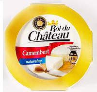 Сыр камамбер с белой плесенью оригинальный Roi du Chateau Camembert, 120 г., фото 1