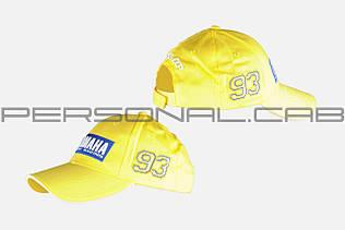 Бейсболка   YMH 93   (желтая, 100% хлопок)