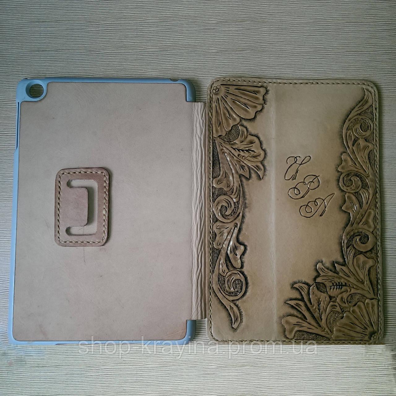 Шкіряний чохол iPad mini Hand Made 505
