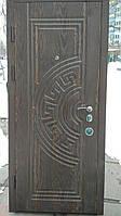 Двери входные Статус 2, 850*2050, 2х ключевой замок Mottura,цилиндр Mul-t-lock, 2 контура уплотнения