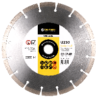 Алмазный диск Baumesser 1A1RSS/C3 125 x 1,8 x 8 x 22,23 Universal (94315129010)