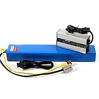 Аккумуляторная батарея 36В 20Aч литиевая (в термоусадке) с зарядным 2А