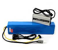 Аккумуляторная батарея HW4820 48В 20Ач+ЗУ 2А литий (термоусадка) LiNiCoMnO2