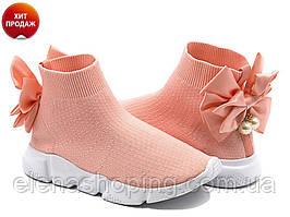 Суперові стильні кросівки для дівчинки р (33-34) репліка Balenciaga