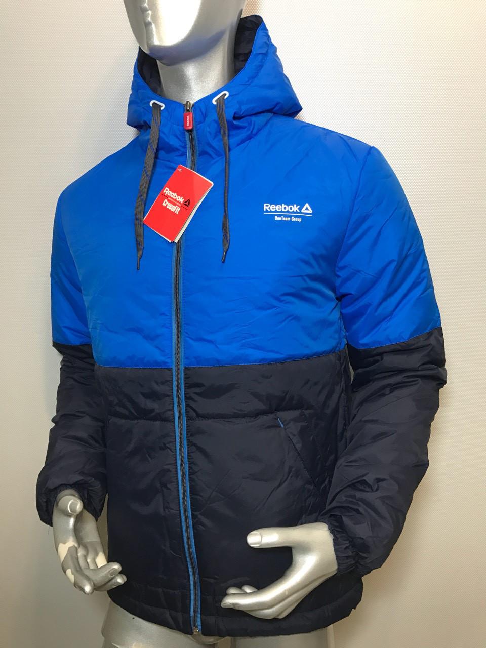 Мужская спортивная куртка Reebok копия - Домотехника в Харькове 459b9cf16a1
