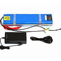 Аккумуляторная батарея HW6012 60В  12Ач+ЗУ 2А литий (термоусадка) LiNiCoMnO2, фото 1