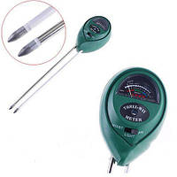 Измеритель кислотности pH, влажности, освещенности почвы ЕТП-303 (3 в 1)