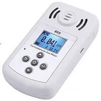 Детектор чадного газу KXL 801 ( CO: 0 - 2000PPM ) із звуковим, світловим і вібросигналом, термометром