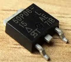 Транзистор SUD50P06 50P06 TO252, фото 2
