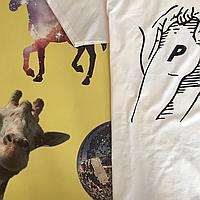 Palace белая мужская футболка • Сочные фотки • Правильные бирки