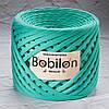 Трикотажная пряжа Bobilon Micro (3-5мм). Мятный
